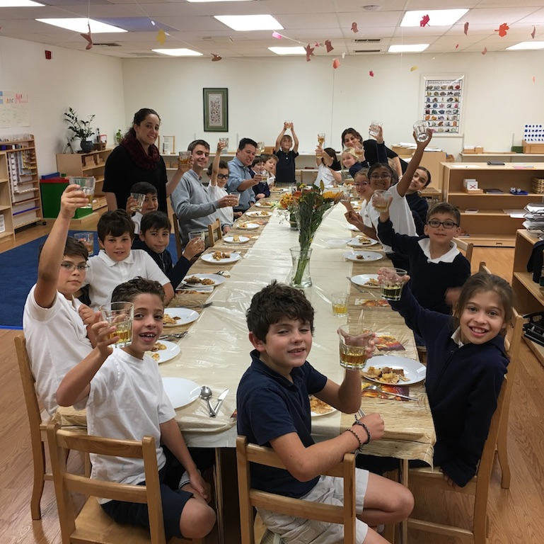 Elementary 2016 Harvest Lunch
